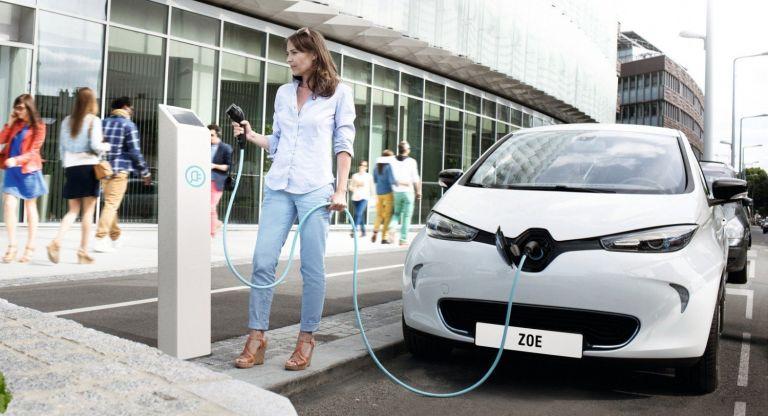 Shortlease actie Renault ZOE